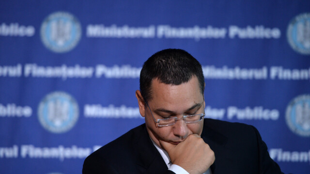 Ponta, despre noul COD FISCAL: \
