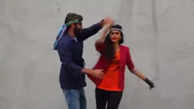 Sase tineri din Iran au fost condamnati la inchisoare pentru ca s-au filmat dansand pe melodia lui Pharrell, \