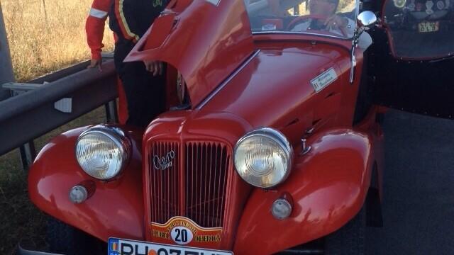 Tomitans' Clasic Cars Constanta. Raliul masinilor de epoca, vechi de 95 de ani. GALERIE FOTO - Imaginea 7