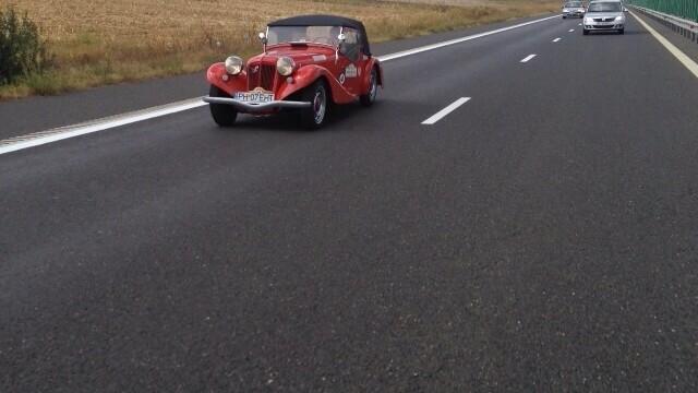 Tomitans' Clasic Cars Constanta. Raliul masinilor de epoca, vechi de 95 de ani. GALERIE FOTO - Imaginea 10