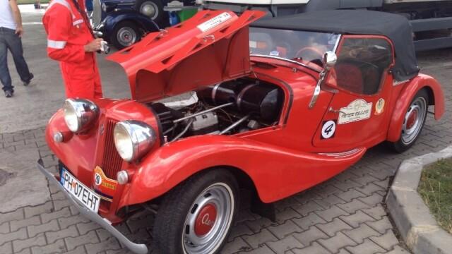 Tomitans' Clasic Cars Constanta. Raliul masinilor de epoca, vechi de 95 de ani. GALERIE FOTO - Imaginea 12
