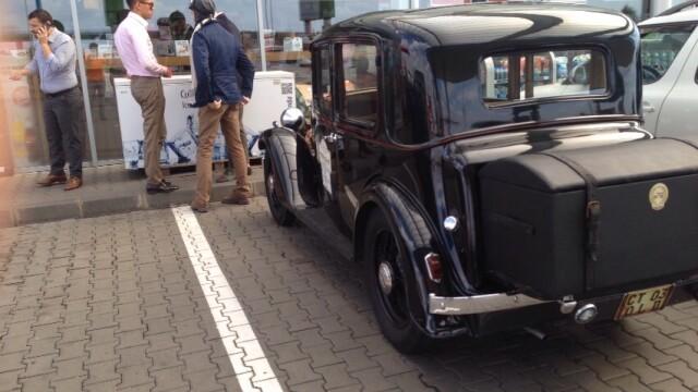Tomitans' Clasic Cars Constanta. Raliul masinilor de epoca, vechi de 95 de ani. GALERIE FOTO - Imaginea 13