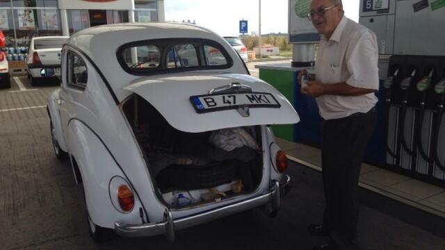 Tomitans' Clasic Cars Constanta. Raliul masinilor de epoca, vechi de 95 de ani. GALERIE FOTO - Imaginea 14