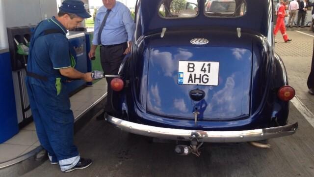 Tomitans' Clasic Cars Constanta. Raliul masinilor de epoca, vechi de 95 de ani. GALERIE FOTO - Imaginea 15