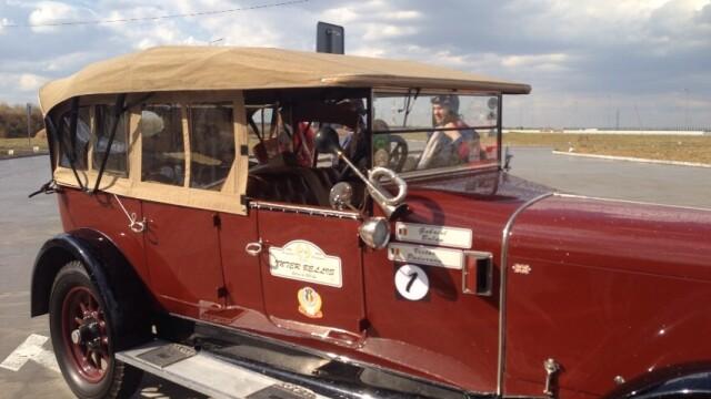 Tomitans' Clasic Cars Constanta. Raliul masinilor de epoca, vechi de 95 de ani. GALERIE FOTO - Imaginea 19