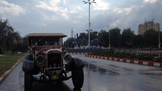Tomitans' Clasic Cars Constanta. Raliul masinilor de epoca, vechi de 95 de ani. GALERIE FOTO - Imaginea 23