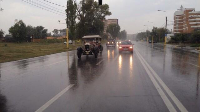 Tomitans' Clasic Cars Constanta. Raliul masinilor de epoca, vechi de 95 de ani. GALERIE FOTO - Imaginea 25