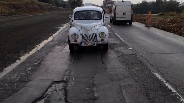 Tomitans' Clasic Cars Constanta. Raliul masinilor de epoca, vechi de 95 de ani. GALERIE FOTO - Imaginea 27
