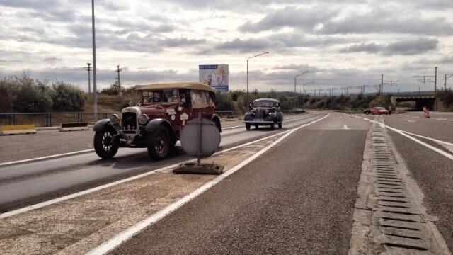 Tomitans' Clasic Cars Constanta. Raliul masinilor de epoca, vechi de 95 de ani. GALERIE FOTO - Imaginea 28