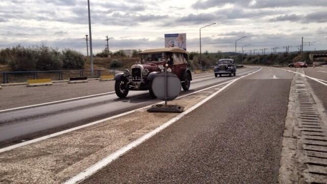 Tomitans' Clasic Cars Constanta. Raliul masinilor de epoca, vechi de 95 de ani. GALERIE FOTO - Imaginea 29