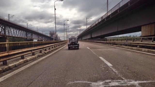 Tomitans' Clasic Cars Constanta. Raliul masinilor de epoca, vechi de 95 de ani. GALERIE FOTO - Imaginea 32
