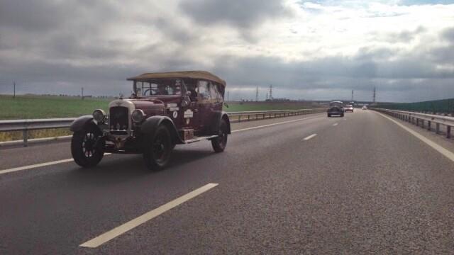 Tomitans' Clasic Cars Constanta. Raliul masinilor de epoca, vechi de 95 de ani. GALERIE FOTO - Imaginea 34