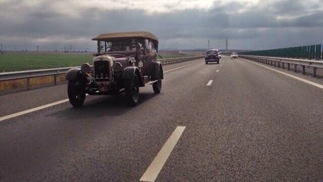 Tomitans' Clasic Cars Constanta. Raliul masinilor de epoca, vechi de 95 de ani. GALERIE FOTO - Imaginea 35