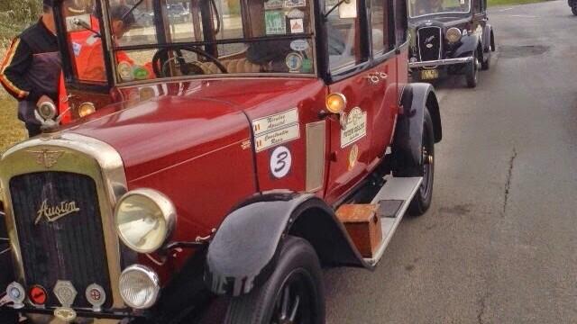Tomitans' Clasic Cars Constanta. Raliul masinilor de epoca, vechi de 95 de ani. GALERIE FOTO - Imaginea 37