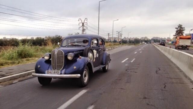 Tomitans' Clasic Cars Constanta. Raliul masinilor de epoca, vechi de 95 de ani. GALERIE FOTO - Imaginea 39