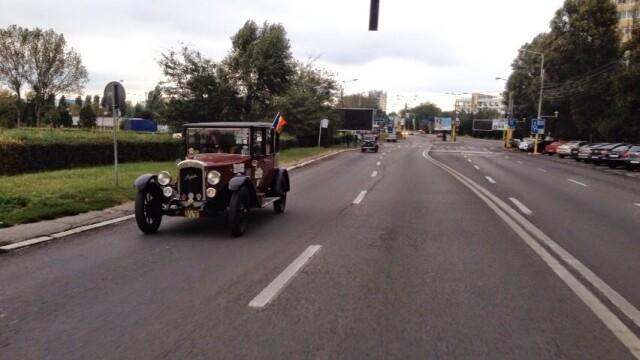 Tomitans' Clasic Cars Constanta. Raliul masinilor de epoca, vechi de 95 de ani. GALERIE FOTO - Imaginea 38