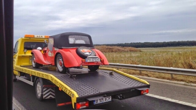 Tomitans' Clasic Cars Constanta. Raliul masinilor de epoca, vechi de 95 de ani. GALERIE FOTO - Imaginea 48
