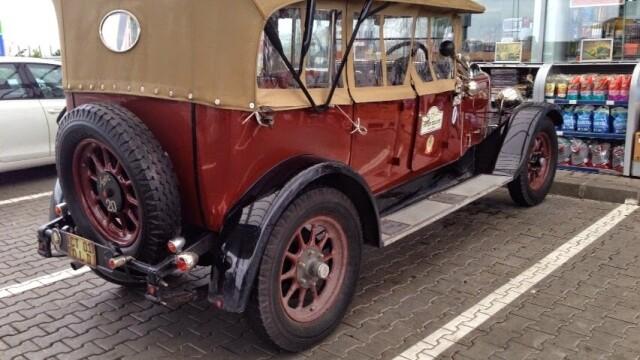 Tomitans' Clasic Cars Constanta. Raliul masinilor de epoca, vechi de 95 de ani. GALERIE FOTO - Imaginea 47
