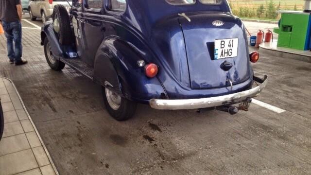 Tomitans' Clasic Cars Constanta. Raliul masinilor de epoca, vechi de 95 de ani. GALERIE FOTO - Imaginea 46