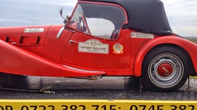 Tomitans' Clasic Cars Constanta. Raliul masinilor de epoca, vechi de 95 de ani. GALERIE FOTO - Imaginea 44