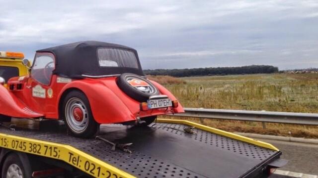 Tomitans' Clasic Cars Constanta. Raliul masinilor de epoca, vechi de 95 de ani. GALERIE FOTO - Imaginea 42