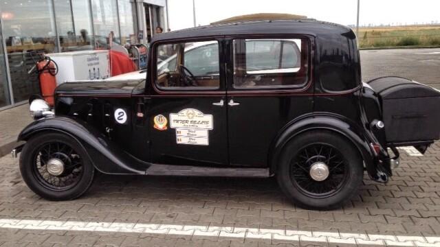 Tomitans' Clasic Cars Constanta. Raliul masinilor de epoca, vechi de 95 de ani. GALERIE FOTO - Imaginea 40