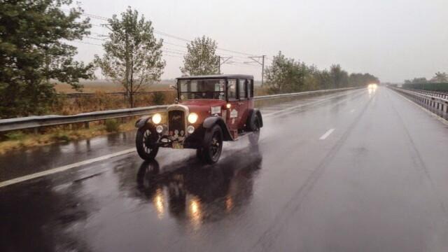 Tomitans' Clasic Cars Constanta. Raliul masinilor de epoca, vechi de 95 de ani. GALERIE FOTO - Imaginea 49