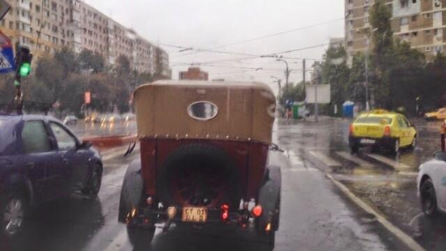 Tomitans' Clasic Cars Constanta. Raliul masinilor de epoca, vechi de 95 de ani. GALERIE FOTO - Imaginea 56