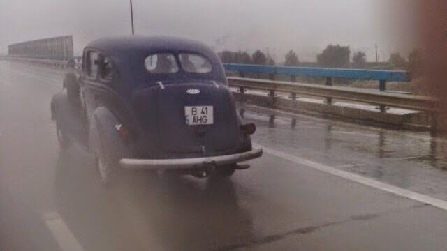 Tomitans' Clasic Cars Constanta. Raliul masinilor de epoca, vechi de 95 de ani. GALERIE FOTO - Imaginea 54