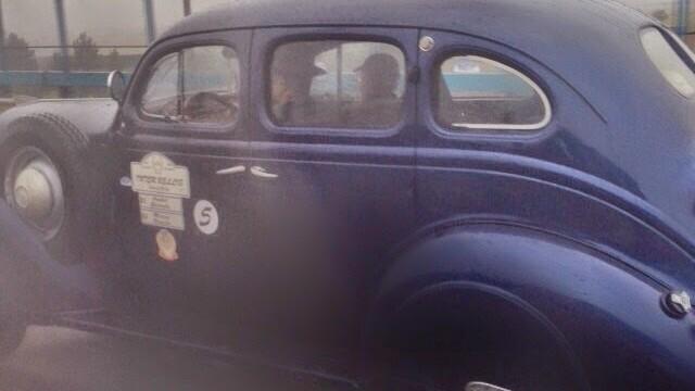 Tomitans' Clasic Cars Constanta. Raliul masinilor de epoca, vechi de 95 de ani. GALERIE FOTO - Imaginea 53