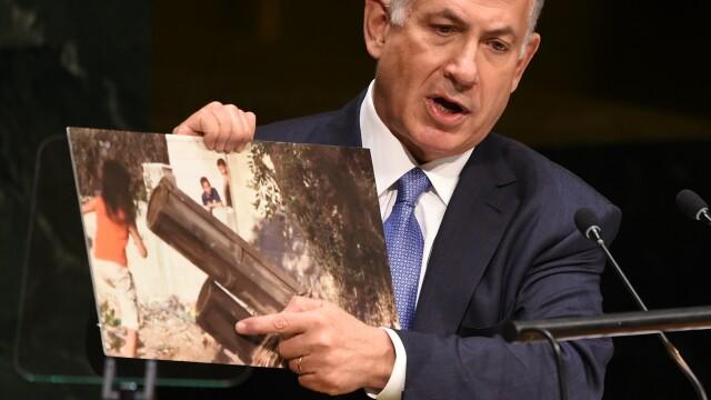 Benjamin Netanyahu: Un Iran dotat cu arme nucleare ar fi o amenintare pentru intreaga lume