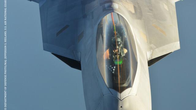 Noile avioane invizibile ale SUA au fost folosite in lupta. PRIMELE imagini cu armele americane de 150 mil. dolari/bucata - Imaginea 2