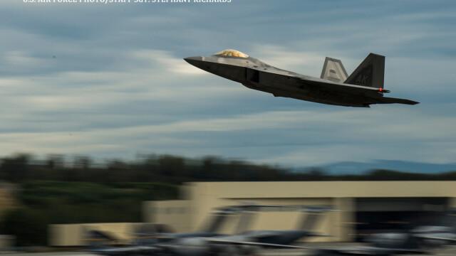 Noile avioane invizibile ale SUA au fost folosite in lupta. PRIMELE imagini cu armele americane de 150 mil. dolari/bucata - Imaginea 6