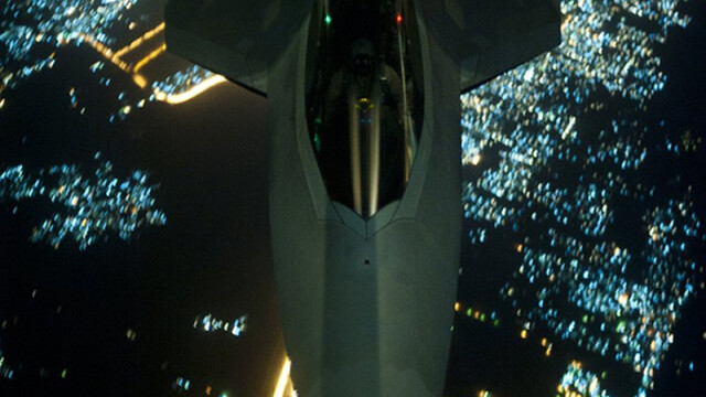 Noile avioane invizibile ale SUA au fost folosite in lupta. PRIMELE imagini cu armele americane de 150 mil. dolari/bucata - Imaginea 7