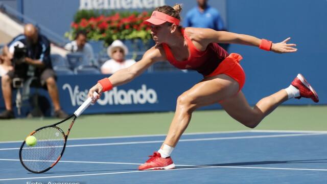 Halep vs Bondarenko 6-3, 6-4. Simona merge in turul 3 la US Open, unde da peste Kurumi Nara sau Shelby Roger
