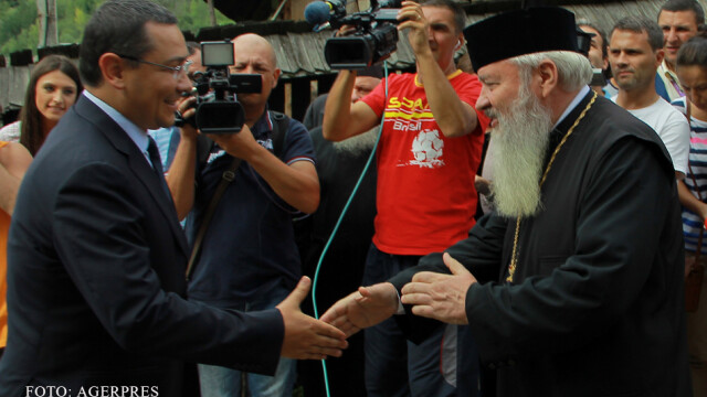Mitropolitul Clujului, despre viitoarea moschee din Capitala: \