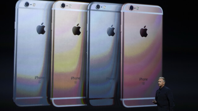 iPhone 6S - AGERPRES