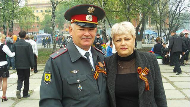 politist Rusia