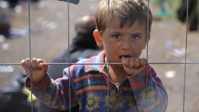 Lupta pentru supravietuire a imigrantilor, in IMAGINI: Europa, intre reticenta si compasiune - Imaginea 10