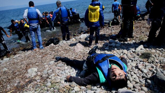Lupta pentru supravietuire a imigrantilor, in IMAGINI: Europa, intre reticenta si compasiune - Imaginea 6