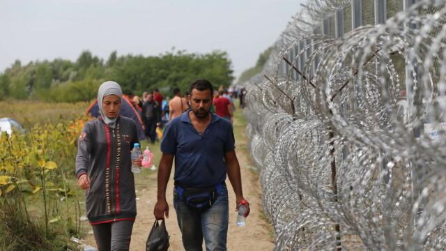 gard sarma frontiera Ungaria - Agerpres
