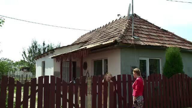 satul Rascruci, judetul Cluj, case