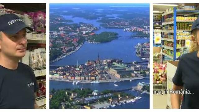 Au studii superioare, dar aranjeaza marfa pe raft in Suedia. De ce accepta romanii slujbe sub nivelul lor de pregatire - Imaginea 6
