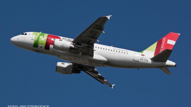Pozitia oficiala a TAP despre zborul de la Bucuresti la Lisabona care a aterizat la Marseille