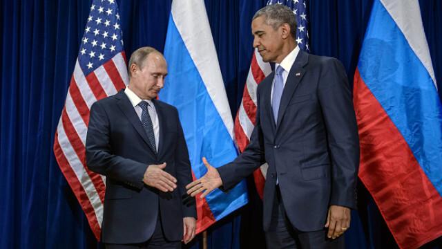 SUA pedepseste Rusia pentru implicarea in alegeri: expulzeaza 35 de diplomati rusi. Reactia Kremlinului dupa sanctiuni