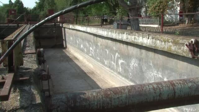 statie de pompare a apei