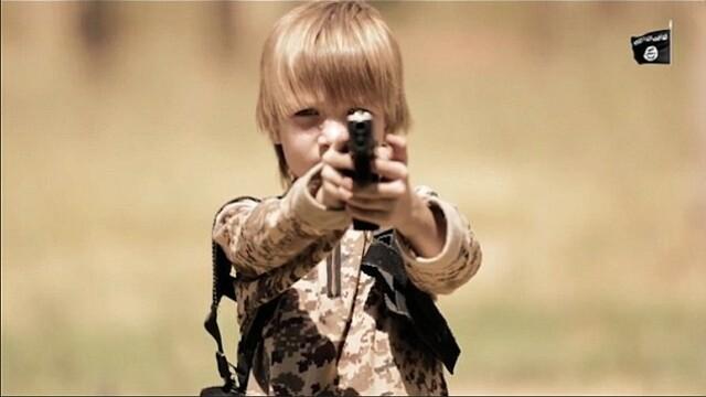 copil ISIS