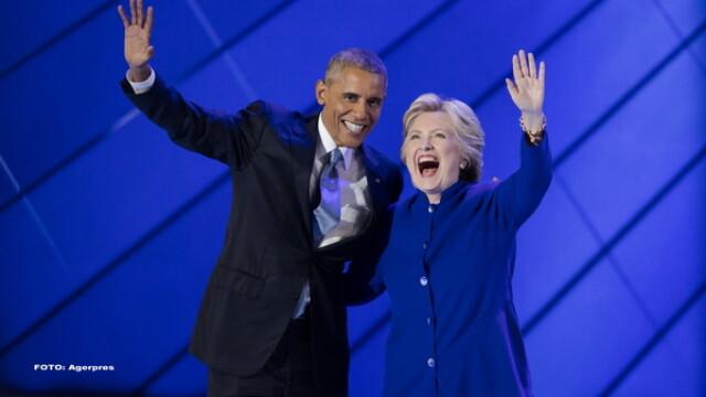 Hillary Clinton, lovita de \