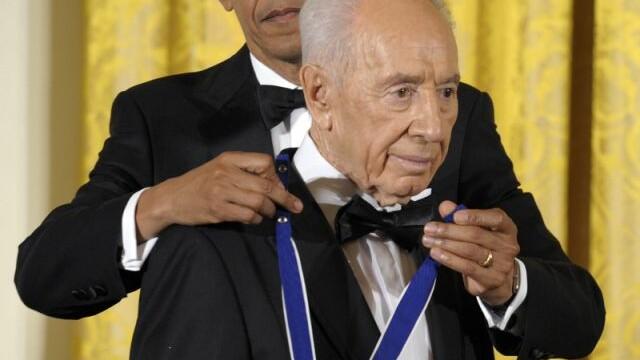 Obama Peres