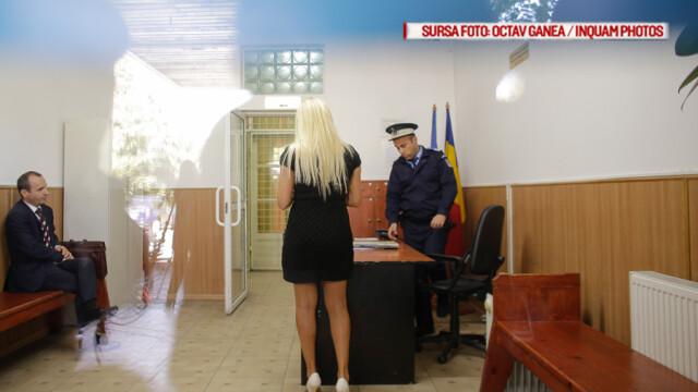 Elena Udrea, audiata la DNA Ploiesti in dosarul lui Vasile Blaga. \